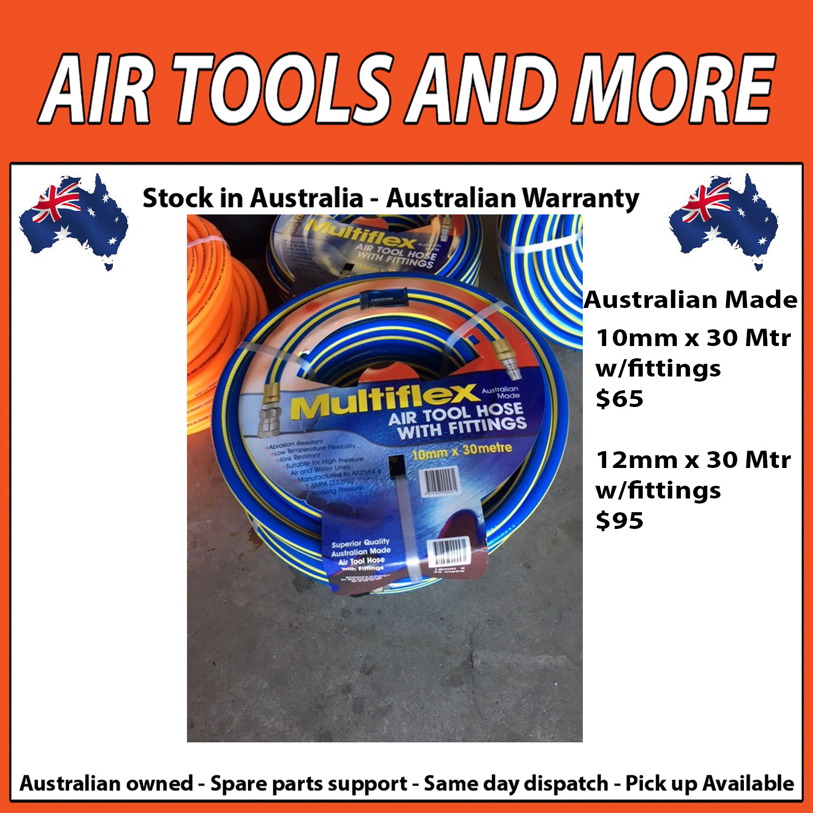 http://airtoolsandmore.com.au/tools/12mm-30-meter-air-hose-wfittings-p-617.html